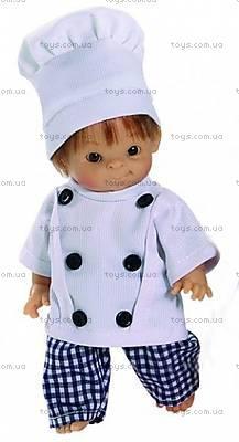 Детская кукла «Повар Павлик», 00599
