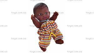 Кукла-пупс «Мулат», 01101