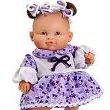 Детская кукла-пупс «Девчушка» осень-зима, 01124