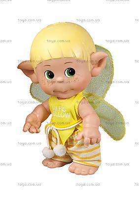 Детская кукла «Желтый эльф», 02554