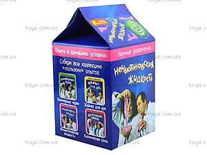 Набор для детей «Неньютоновская жидкость», 0374, купить