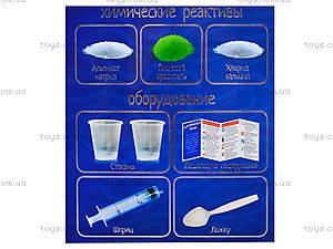 Набор для опытов «Полимерные червяки», 0376, фото