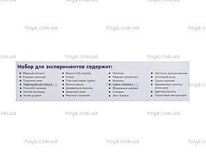 Набор для детей «Шоу экспериментов», 0390, toys.com.ua