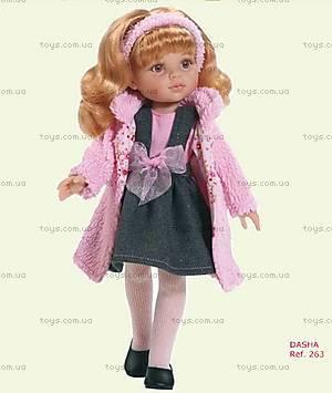 Детская кукла «Даша» в чулках, 04563