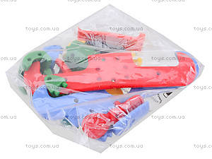 Пластиковый конструктор «Биплан», 089.005, купить