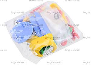 Пластиковый конструктор для детей «Вертолет», 089.006, купить