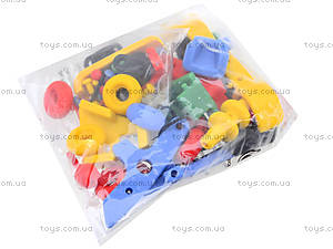 Пластиковый конструктор для детей «Аварийный кран», 089.013, купить