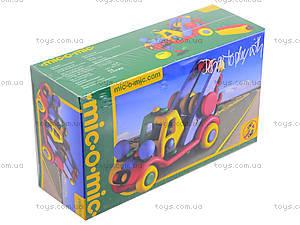 Пластиковый конструктор для детей «Аварийный кран», 089.013, фото