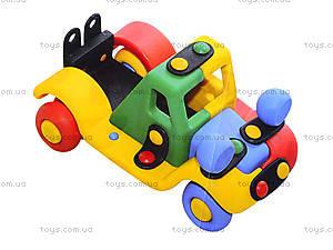Пластиковый конструктор для детей «Аварийный кран», 089.013, отзывы