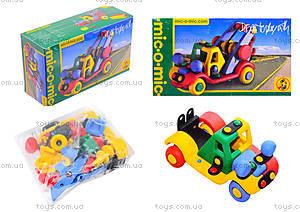 Пластиковый конструктор для детей «Аварийный кран», 089.013