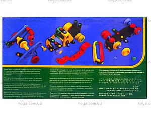 Пластиковый конструктор для детей «Аварийный кран», 089.013, цена