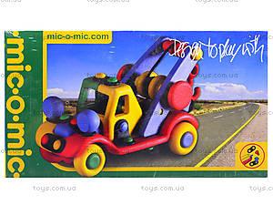 Пластиковый конструктор для детей «Аварийный кран», 089.013, игрушки