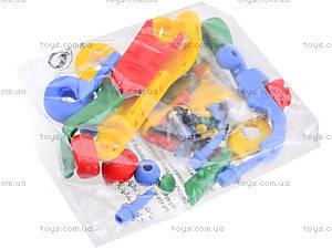 Пластиковый конструктор «Гоночный автомобиль», 089.178, купить