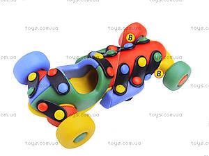 Пластиковый конструктор «Гоночный автомобиль», 089.178, фото