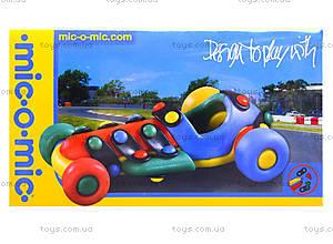 Пластиковый конструктор «Гоночный автомобиль», 089.178, отзывы
