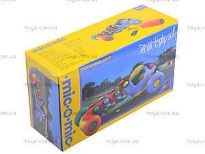 Пластиковый конструктор «Гоночный автомобиль», 089.178, цена