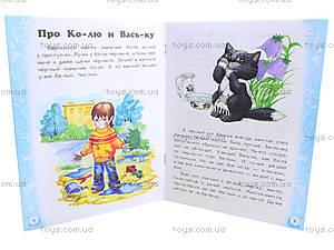 Детская книга историй по слогам «Умная Мурка», С271003Р, цена