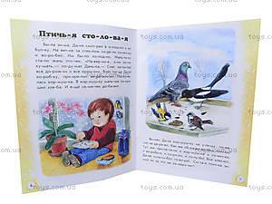 Детская книга историй по слогам «Лесной концерт», С271007Р, купить