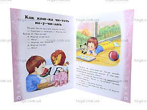 Книга историй по слогам «Прятки на отлично», С271005Р, фото