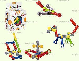 ZOOB конструктор подвижный детский, 25 деталей, 11015, купить