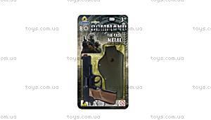Игрушечный пистолет Command с кобурой, 1125/6