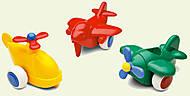 Детская игрушка «Самолет и вертолет», 1148