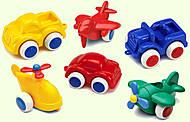 Машинка-мини детская «Самолеты и машинки», 1149, фото