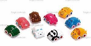 Машинка-мини детская «Животные», 1170