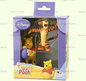 Игровой набор «Винни-Пух и Тигра», 12085