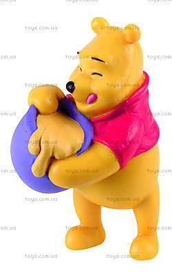 Игровая фигурка «Винни Пух» с медом, 12340
