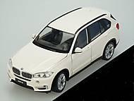 Коллекционная модель автомобиля BMW X5, 24052W, фото