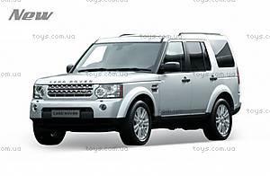 Коллекционная машинка Land Rover Discovery, 24008W