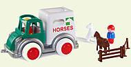 Детский грузовик «Лошадиный», 1259, отзывы