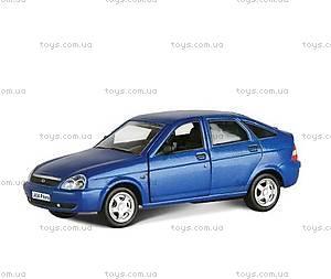Игрушечная машина Lada Priora «Гражданская», 33980, купить