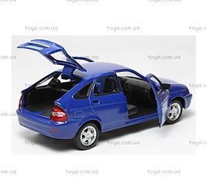 Игрушечная машина Lada Priora «Гражданская», 33980, фото