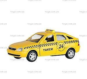 Игрушечная машина Lada Priora «Такси», 33986, купить