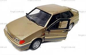 Игрушечная машина Lada Samara «Гражданская», 30081
