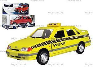 Игрушечная машина Lada Samara «Такси», 30088