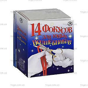 Набор для детей «14 фокусов для юных волшебников», , купить