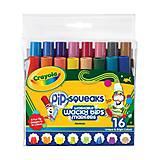 16 минифломастеров на водной основе, Crayola (176563), 58-8709, купить