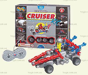 Набор конструктора ZOOB Cruiser с головоломкой Bronco, 200008