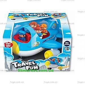 Игровой набор с фигурками «Маленький самолет», K12412