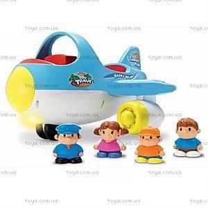 Игровой набор с фигурками «Маленький самолет», K12412, купить