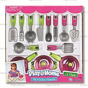 Игровой набор «Кухня», 16 предметів, K21682, купить