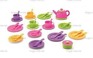 Игрушечный чайный сервиз, 32 предмета, K21683, купить
