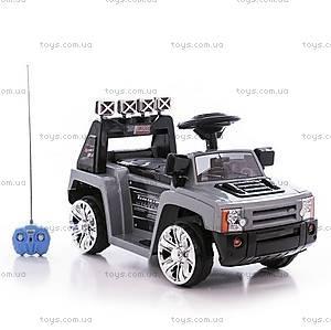 Детский электромобиль с пультом «Рендж Ровер», 8140102RC, купить