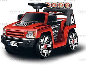 Детский электромобиль с пультом «Рендж Ровер», 8140102RC, отзывы