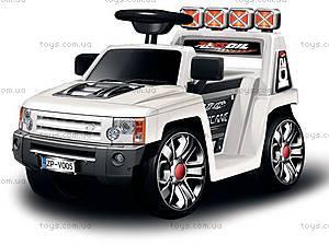 Детский электромобиль с пультом «Рендж Ровер», 8140102RC, цена