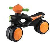 Беговел Sport, оранжево-черный, U-056 O/B, купить