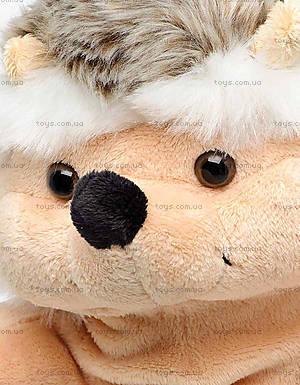 Плюшевая игрушка «Ёжик», 21-904402, купить